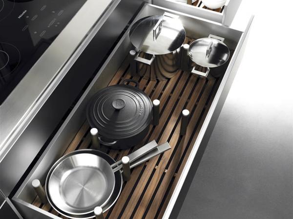 Intérieur tiroir cuisine design