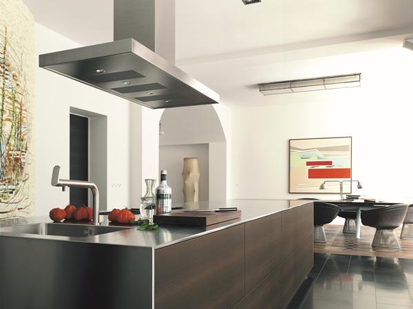 plan inox bulthaup cuisine de luxe
